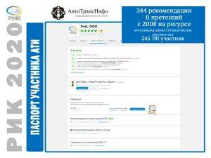 Картинка Новости РИК в рейтинге 3