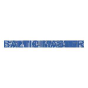 Логотип Балтик мастер