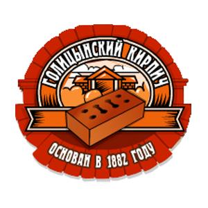 Логотип Голицынский кирпич