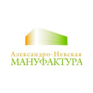Логотип Александро Невская мануфактура