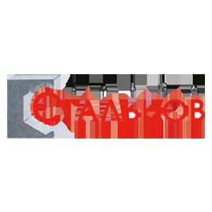 Логотип Стальнов завод