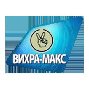 Логотип вихра макс