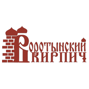 Логотип Воротынский кирпич