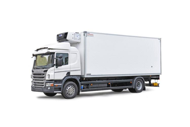 Картинка грузовик рефрижератор 5 тонн